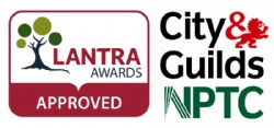 Lantra and NPTC approved training courses in Devon, Somerset, Dorset and the South West and UK.